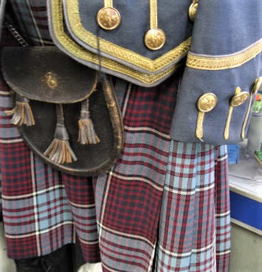 Uniform Pieces | Pipes & Drums of the Edmonton Police Service |Police Pipe Band Uniforms